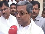 Video : With Counterattacks, Siddaramaiah Fends Off Strikes Against Minister KJ George