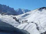 Video : As Temperature Goes Up, So Does The Risk For Soldiers At Siachen