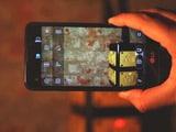 LG X screen: First Impressions