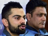 Video : Virat Kohli-Anil Kumble Combo Will Be Big For India: Sunil Gavaskar