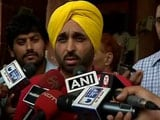 Video : For AAP's Bhagwant Mann, Video Row Followed By Drinking Charges
