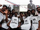 <i>Kabali Da</i>: Fans Across The Country Celebrate as Rajinikanth's Film Releases