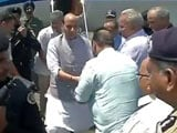 Video: Traders Refuse To Meet Home Minister In Violence-Hit Kashmir