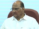 Video : Sharad Pawar to Step Down as Mumbai Cricket Association Chief
