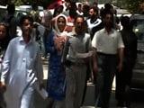 Video : श्रीनगर में कुछ घंटों की रौनक, NEET परीक्षा देने पहुंचे सैकड़ों छात्र