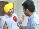 Video : AAP's Bhagwant Mann Told To Skip Parliament As Video Is Studied