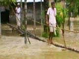 Video : 12 Lakh People Affected In Assam Floods, 60% Of Kaziranga Inundated