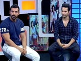 Video : John and Varun Pick an Actress Who Can Dishoom. It's Not Jacqueline