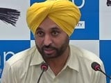 Video : If I Compromised Security, So Did PM Modi, Says Bhagwant Mann