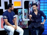 Video : Watch John and Varun Pick their Favourite Cars and Bikes