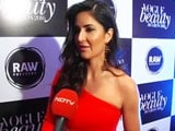 Video: You Feel Beautiful When You Are Loved, Says Katrina Kaif