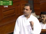 Video : 'Kya Dialogue Hai,' Rahul Gandhi Mocks PM On Promises