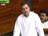 Video : Arhar Modi The New Slogan, Says Rahul Gandhi Mocking PM