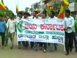 Video : Mahadayi Water Row: 12-Hour Karnataka Bandh Hits Transport, Business