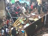Video : 6 Dead After 3-Storey Building Collapses In Bhiwandi Near Mumbai