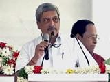 Video : रक्षामंत्री मनोहर पर्रिकर ने विवादित बयान पर दी सफाई
