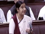 Video : Not One Indian Worker Will Go Hungry In Saudi, Says Sushma Swaraj