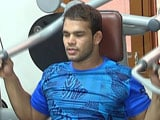Video : Wrestler Narsingh Yadav Cleared To Go To Rio Olympics