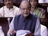 Video : Finance Minister Arun Jaitley Replies To GST Debate In Rajya Sabha