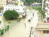 Video : Rain Cripples Bengaluru: Who's At Fault?