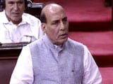 Video : 'We Took Strong Stand Against Terror At SAARC Meet': Rajnath Singh In Parliament