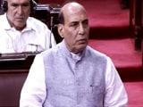 Video : पाकिस्तान दौर पर राजनाथ सिंह का संसद में बयान