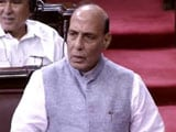 Video : 'Yeh Padosi Hai Ki Maanta Hi Nahi': Rajnath Singh's Jab At Pakistan