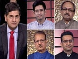 Video: The Political Fight: Where Is The Conciliatory Tone?