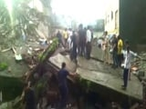 Video : 8 Killed After Building Collapses In Bhiwandi Near Mumbai