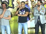 Video : Salman Khan Slips Up, Again
