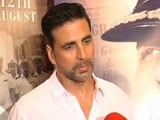 Video : What Akshay Said About Mohenjo Daro vs Rustom