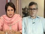 Video: 'Burhan Wani More Dangerous Dead Than Alive': Omar On PM's Kashmir Outreach