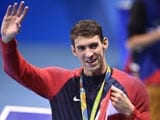 Video : Rio 2016: Michael Phelps Signs Off Olympic Career With 23 Golds