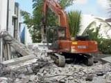 Video : बेंगलुरु में नालों और झील किनारे बने घरों को तोड़ने की मुहिम