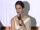 Video: Kangana on Shobhaa De's Tweet: A Distorted Thing to Say