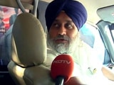 AAP Will Be Wiped Out, Punjab Battle Between The Big Two, Says Badal Jr