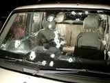 Video : 100 Rounds Fired At His Car, BJP's Brijpal Teotia Critical