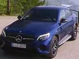 Video : Teaser - Mercedes-Benz GLC Coupe