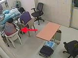 Video : Caught On CCTV, Woman Doctor Removed IV Line For Father