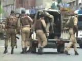 Video : 5 Terrorists At Srinagar's Nowhatta Dead. Encounter Claims Officer's Life