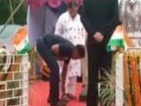 Video : 'Am A VIP,' Says Odisha Minister After Security Officer Straps His Sandals