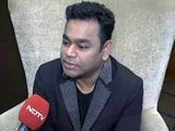 Video : Feels Really, Really Good: A R Rahman on UN Concert