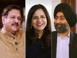 Video: Art Insider: In Conversation With Malvinder Singh, Ajay Piramal And Sangeeta Jindal