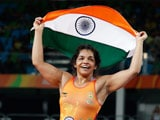Video : Sakshi Malik Has Given New Strength to Tricolour: PM Narendra Modi