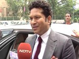 Video : Don't Want to Miss PV Sindhu's Final in Rio: Sachin Tendulkar