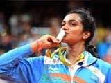 Video : PV Sindhu Creates History, Wins Olympic Silver