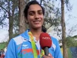 Video: Olympics Medal Is My Biggest Dream That Has Come True: PV Sindhu
