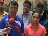 Video: ओलिंपिक का मुझ पर कोई दबाव नहीं था, मैंने वॉल्ट की बहुत प्रैक्टिस की थी : दीपा कर्मकार