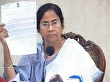 Video : Modi Government 'Dictatorship', Bulldozing Federal Structure: Mamata Banerjee