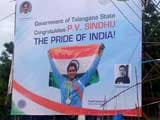 For PV Sindhu's Homecoming Today, 2 States Prep Grand Welcome